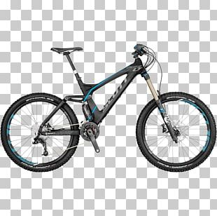 Scott Sports Bicycle Frames Mountain Bike Shimano Deore XT PNG