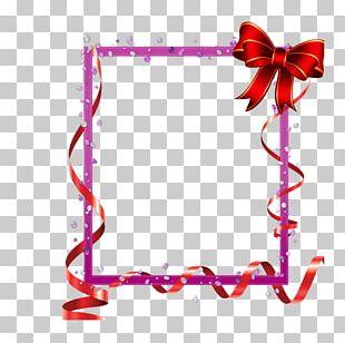 Border Ribbon Rectangle PNG
