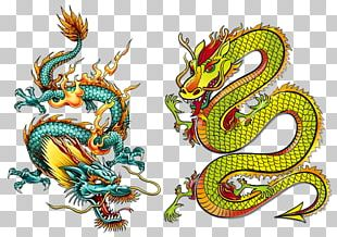 Chinese Dragon Tattoo Japanese Dragon PNG