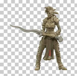 Cool Mini Or Not The Others: 7 Sins Apocalypse Character Board Game Figurine PNG
