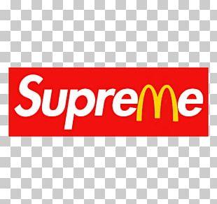 T-shirt Supreme Logo Hoodie Sticker PNG