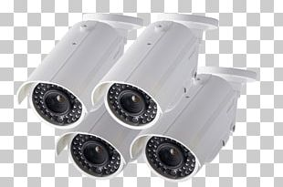 Wireless Security Camera Closed-circuit Television Digital Video Recorders System PNG