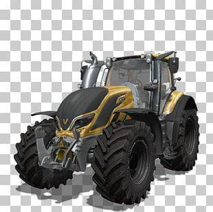 Farming Simulator 17: Platinum Edition Tractor Massey Ferguson Valtra PNG
