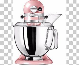 KitchenAid Mixer Food Processor Blender PNG