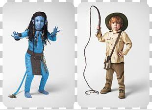 Neytiri Disguise Costume Child Halloween PNG