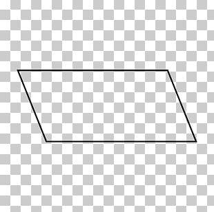 Parallelogram Line Geometry Geometric Shape PNG