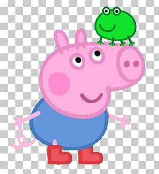 Daddy Pig Mummy Pig George Pig PNG