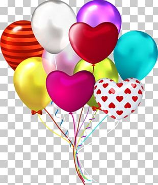 Balloon Portable Network Graphics Birthday PNG