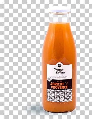 Orange Drink Nectar Orange Juice Pressoir De Provence PNG