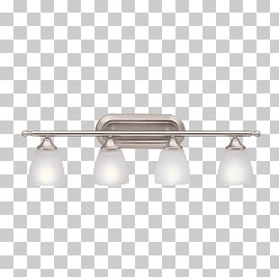 Light Fixture Lighting Bathroom Sconce PNG