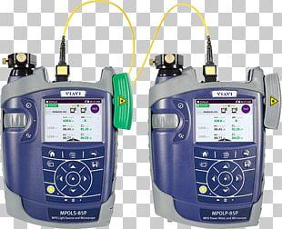Optics Optical Fiber Viavi Solutions Optical Power Meter Optical Time-domain Reflectometer PNG