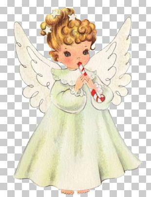 Angel Christmas Ornament Fairy Legendary Creature PNG