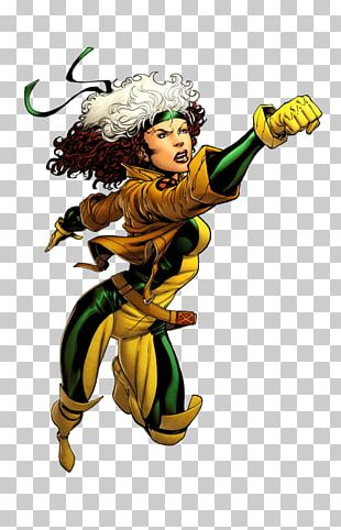 Rogue Carol Danvers Comics Comic Book X-Men PNG