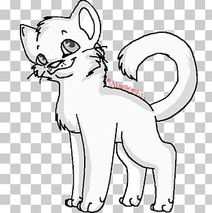 Whiskers Dog Breed Cat Line Art PNG
