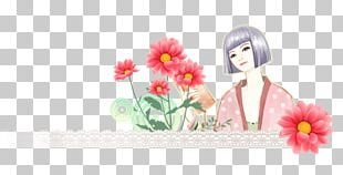 Woman Illustration PNG
