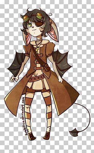 Legendary Creature Costume Design Mammal Anime PNG
