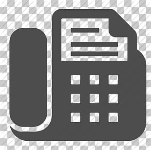 Fax Computer Icons Telephone Mobile Phones PNG