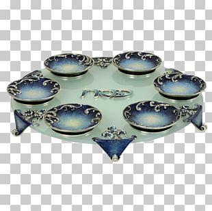 Haggadah Passover Seder Plate Jewish Ceremonial Art PNG