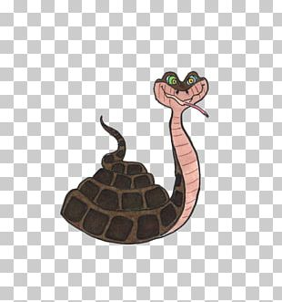 Kaa Snake The Jungle Book Reptile Python PNG