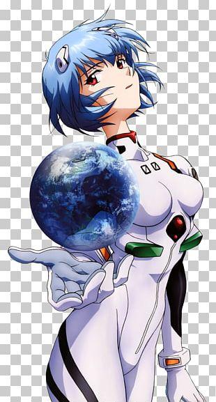 Rei Ayanami Asuka Langley Soryu Shinji Ikari Misato Katsuragi Anime PNG