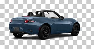 2018 Mazda MX-5 Miata RF Personal Luxury Car Convertible PNG