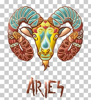 Aries Zodiac Astrological Sign Horoscope Astrology PNG