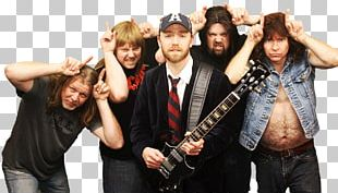 Musical Ensemble AC/DC AC DC Experience Tribute Act PNG