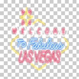 Welcome To Fabulous Las Vegas Sign Golden Nugget Las Vegas Neon PNG
