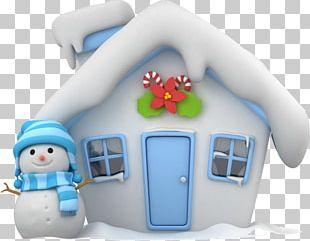 Igloo Snowman House Euclidean PNG