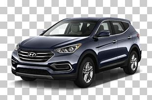 2018 Hyundai Santa Fe Sport 2017 Hyundai Santa Fe Sport Car Sport Utility Vehicle PNG