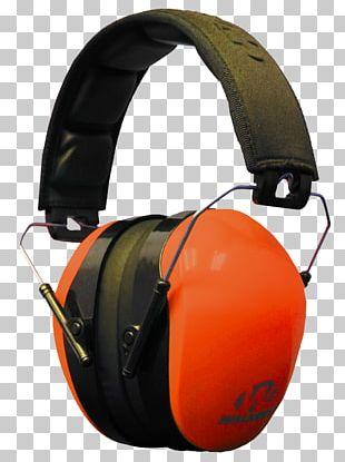 Headphones Muff Hearing Color PNG