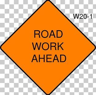 Public Works Traffic Sign Signage PNG