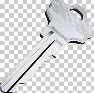 Single Modern Home Key PNG