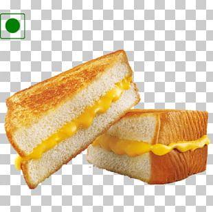 Cheese Sandwich Texas Toast Ice Cream Milkshake PNG