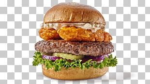 Hamburger Cheeseburger Fast Food Veggie Burger KFC PNG