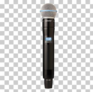 Wireless Microphone Wireless Microphone Transmitter Shure PNG