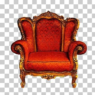 Chair Throne Couch PNG