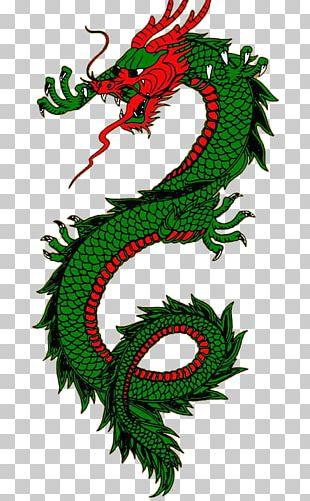 China Chinese Dragon T-shirt Japanese Dragon PNG