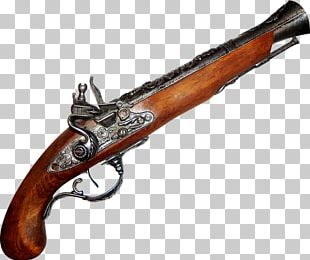 Trigger Firearm Baril Musket PNG
