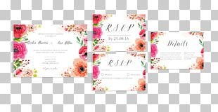 Wedding Invitation Floral Design Greeting & Note Cards Christmas Card PNG