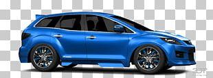 Mazda MX-5 Compact Car Minivan PNG