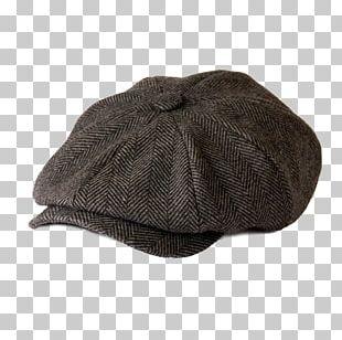Newsboy Cap Hat Flat Cap Boater PNG