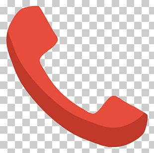 Red Phone Icon PNG