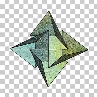 Penrose Triangle Geometry Golden Triangle PNG