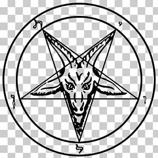 The Satanic Bible Church Of Satan Sigil Of Baphomet Pentagram PNG