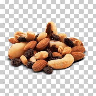 Mixed Nuts Chestnut Raisin Caju PNG