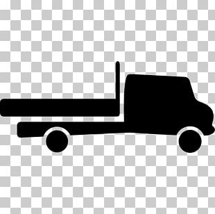 Pickup Truck Cargo Computer Icons PNG
