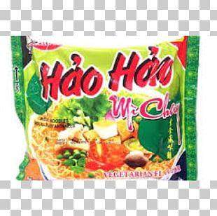 Vegetarian Cuisine Instant Noodle Mie Goreng Satay Junk Food PNG