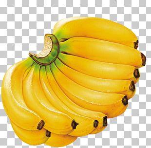 Banana Milkshake Fruit Eating Food PNG