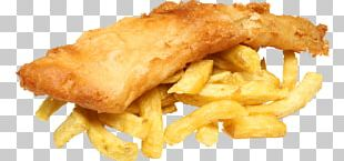 Fish And Chips Take-out Food French Fries PNG